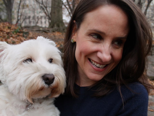 <p>Alison Pace has written a new memoir about living in New York City with her Westie, Carlie.&nbsp;</p>