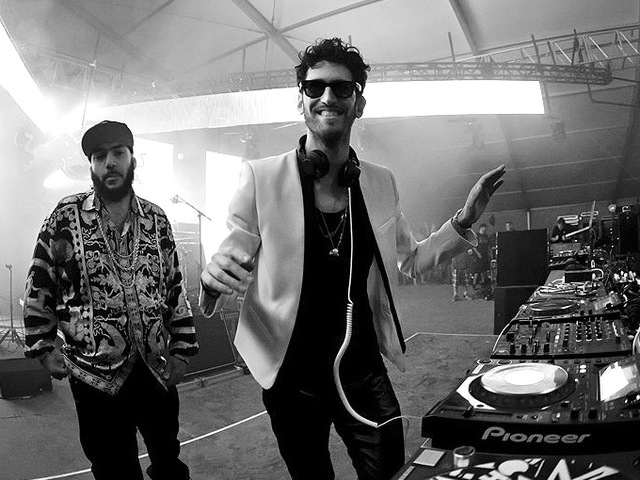 <p>The two members of Chromeo&nbsp;are originally from Montreal.</p>