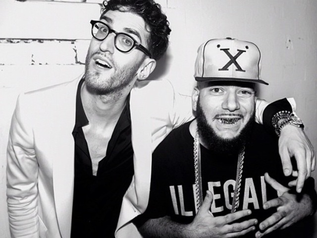 <p>Chromeo member David Macklovitch, left, is a PhD candidate at Columbia University, according to the school&#39;s website.</p>