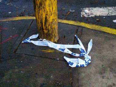 The 16-year-old girl was shot in the chest in the Bronx on Nov. 11, 2012.