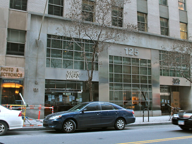 <p>125 Maiden Lane, where US Fund for Unicef has offices for some 200-employees, has been closed by flood damage since Hurricane Sandy.</p>
