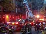 Fire Breaks Out at Upper East Side Apartment Building
