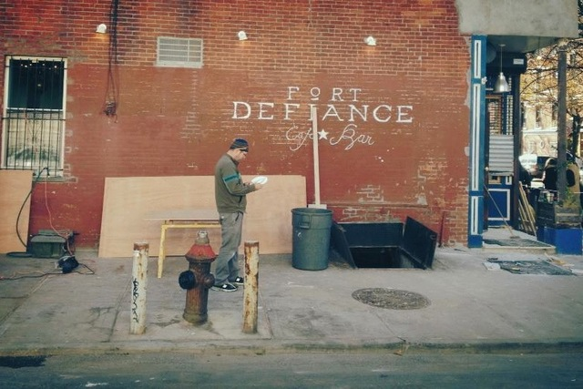 <p>Fort Defiance is selling &quot;junk bonds&quot; to raise money to help it rebuild after Hurricane Sandy.</p>