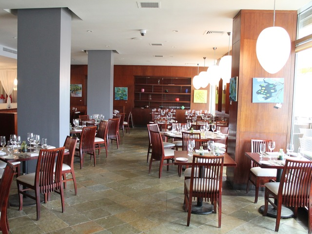<p>Riverview Restaurant after reopening.</p>
