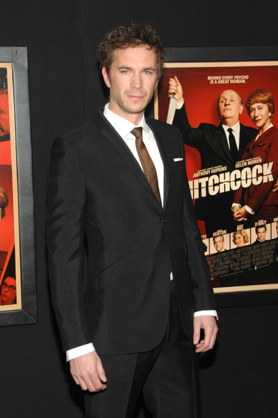<p>James D&#39;Arcy at the New York premiere of &#39;Hitchcock&#39; at the Ziegfeld Theater in Midtown, Sunday, November 18, 2012.</p>