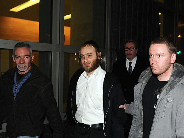 <p>Lemon Juice was among four men arrested Nov. 29, 2012, for photographing a sexual assault victim as she testified during the trial of Rabbi Nechemya Weberman.</p>