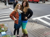 Crown Heights Fashionistas Give Maxi Skirts an Orthodox Twist