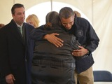 President Obama Visits Staten Island to See Hurricane Sandy Damage