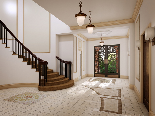 <p>The lobby at Park Union, a newly renovated condo building that was originally built in 1914. A preschool called Mozarts and Einsteins rented the ground-floor retail space in the building and is expected to open there in the summer of 2013.</p>