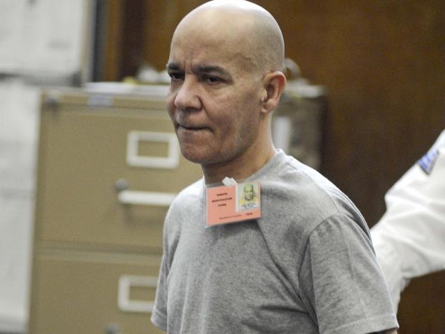 <p>Pedro Hernandez appears in Manhattan Criminal Court on November 15, 2012.</p>