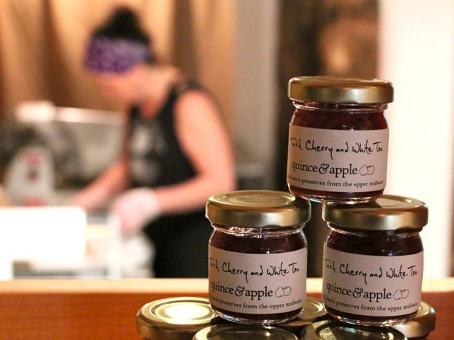 <p>Wendy Weston in collaboration with private chef Prue Barrett will be making their own collection of jam and chutney.</p>