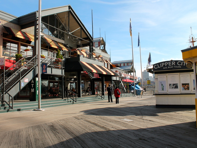 <p>The Howard Hughes Corporation, which owns the Pier 17 Mall, said the building suffered no flooding or material damage but that the pier itself was still being assessed after Hurricane Sandy.</p>