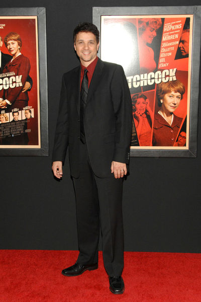 <p>Ralph Macchio at the New York premiere of &#39;Hitchcock&#39; at the Ziegfeld Theater in Midtown, Sunday, November 18, 2012.</p>