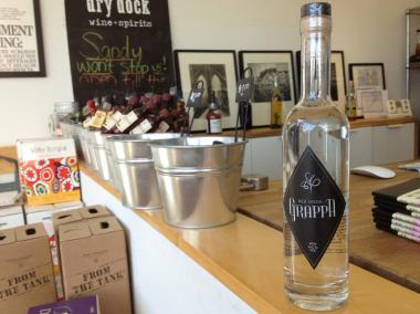 Van Brunt Stillhouse in Red Hook introduced its grappa last week.