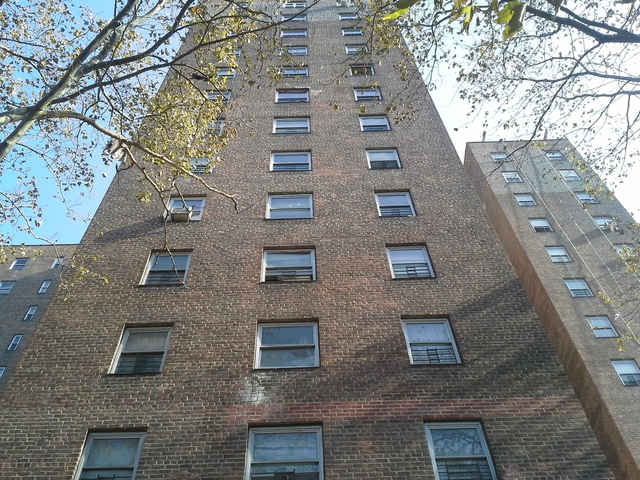 <p>The Park Avenue building at East 135th Street on Sat., Nov. 10, 2012.</p>