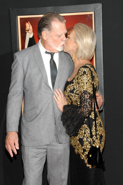 <p>Taylor Hackford and Helen Mirren at the New York premiere of &#39;Hitchcock&#39; at the Ziegfeld Theater in Midtown, Sunday, November 18, 2012.</p>