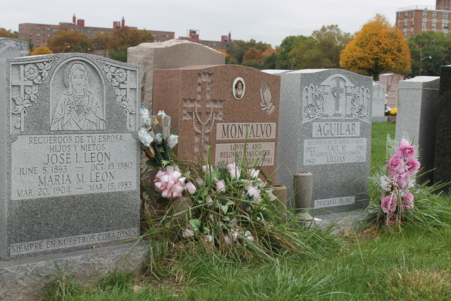 <p>Sonia Montalvo was buried at St. Raymond&#39;s Cemetery in the Bronx in 1981. Montalvo&#39;s mother, Gladys Lugo, recently asked that her body be disinterred and moved to a grave site in New Jersey that is closer to her home.</p>