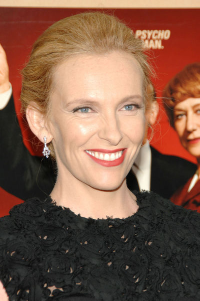 <p>Toni Collette at the New York premiere of &#39;Hitchcock&#39; at the Ziegfeld Theater in Midtown, Sunday, November 18, 2012.</p>