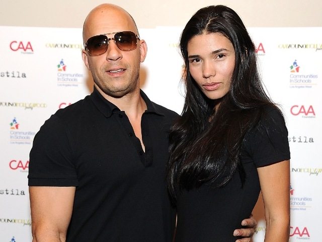 <p>Vin Diesel and his girlfriend, model Paloma Jimenez attend CAA&#39;s Young Hollywood Party, benefiting Communities In Schools at The Colony on Oct. 13, 2011 in Los Angeles.</p>