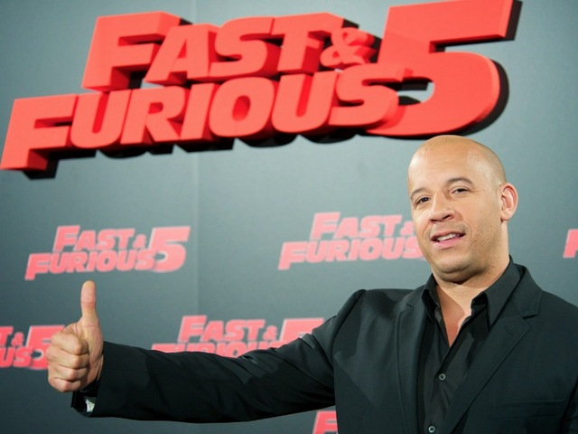 <p>Actor Vin Diesel attends a photocall for &quot;Fast &amp; Furious 5&quot; at Hotel Santo Mauro on April 26, 2011 in Madrid, Spain.</p>