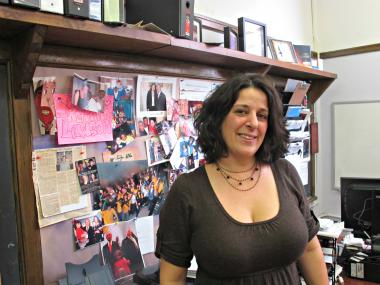 Watfa Shama, principal of the American Sign Language High School, is profiled in Principal of the Week.