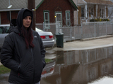 New Dorp Beach Residents Suffer More Flooding in Wednesday's Storm