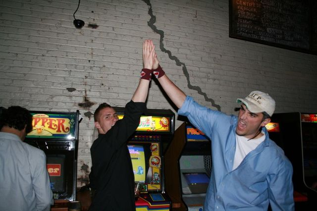 <p>Barcade&#39;s&nbsp;original Williamsburg location is full of old-school arcade games and craft beer.</p>