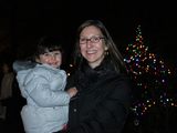 Inwood Tree Lighting Kicks off the Christmas Season