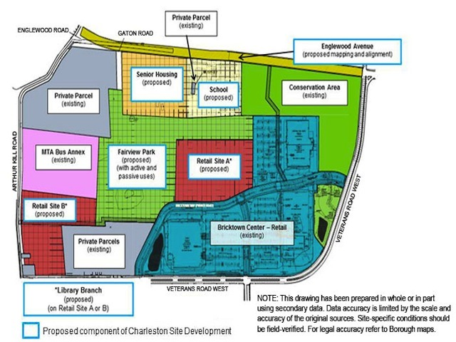 <p>Residents complained that the public school planned on the Charleston Mixed-Use Development spot was smaller than originally promised by the city at the project&#39;s first public scoping meeting, Dec. 10, 2012.</p>