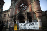 Occupy Sandy Church Hit With 'Suspicious' Fire, Police Say