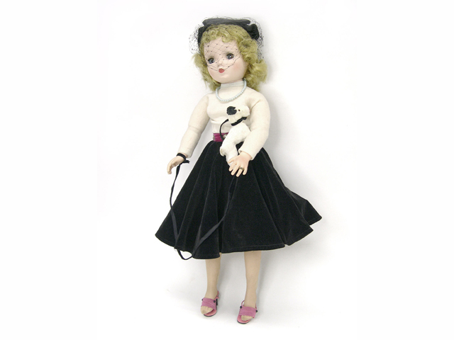 <p>Madame Alexander created the &quot;Cissy Doll&quot; in 1955, which was the first U.S. commercial doll fashioned after a woman&#39;s body. The &quot;Cissy Doll&quot; predates the creation of Barbie by four years.&nbsp;</p>