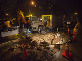 Water Main Break in Inwood Cuts Off Park Terrace Service