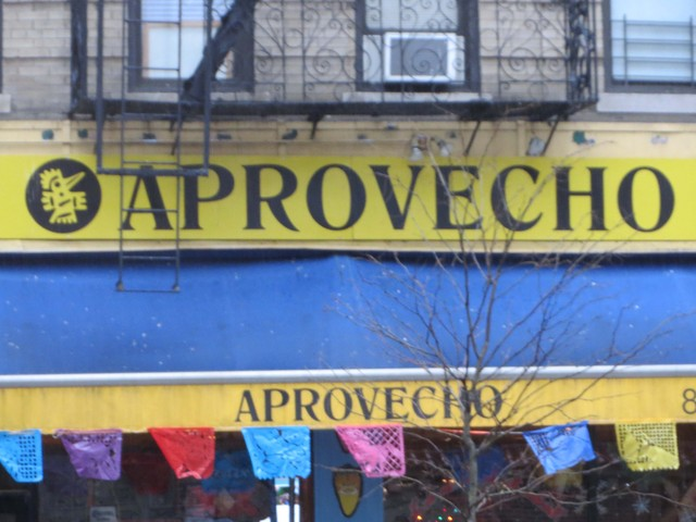 <p>Aprovecho has a history of health code violations, according to DOH data.</p>