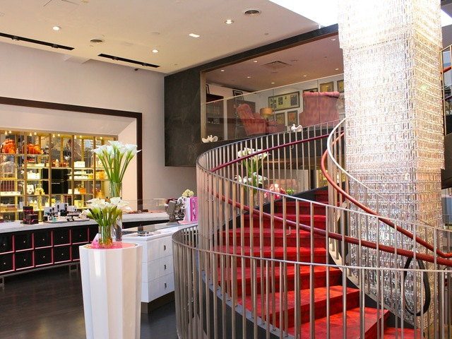 <p>The opulent Erno Laszlo Institute opened on West Broadway in November 2012.</p>