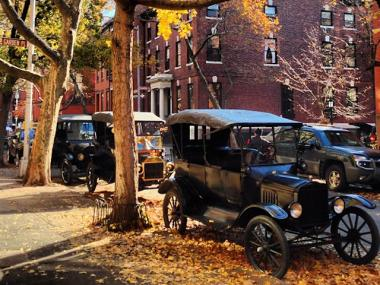 Brooklyn Heights locals are tired of the constant filming in their quaint neighborhood.