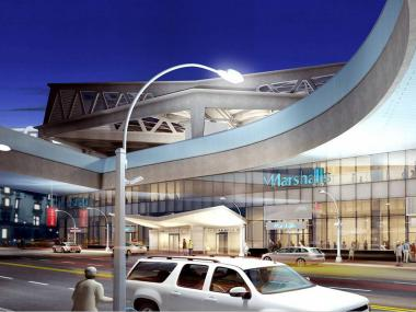 Long-delayed renovation of the bus terminal will start in the first quarter of 2013.