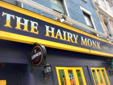 The Hairy Monk on Third Avenue and East 25th Street has been a haven for Boston fans for years.