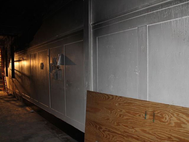 <p>The first-floor hallway of 941 Intervale Ave.</p>