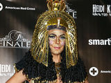 Heidi Klum Hosts Sandy-Postponed Halloween Party
