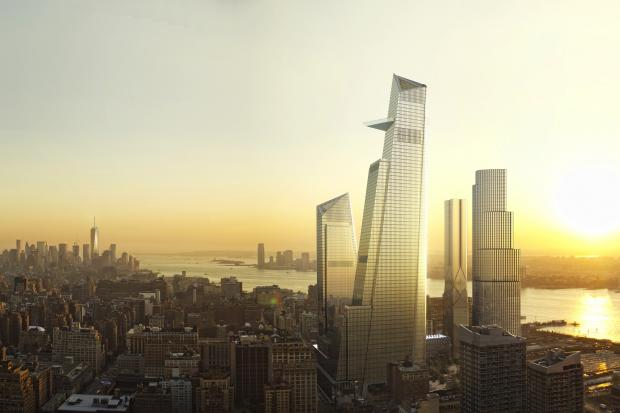 L'Oreal and SAP to Move Into Massive Hudson Yards Tower