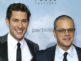 Matt Damon, John Krasinski Take Us to the 'Promised Land'