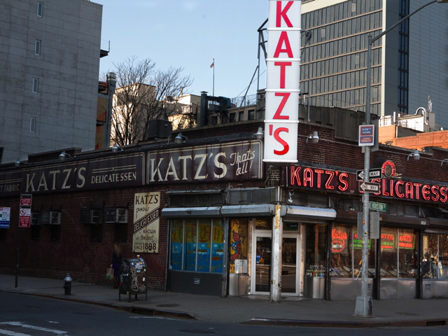 <p>Katz&#39;s was founded in the Lower East Side in 1888.</p>