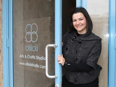 New arts and crafts studio aims to address the needs of families in Forest Hills.