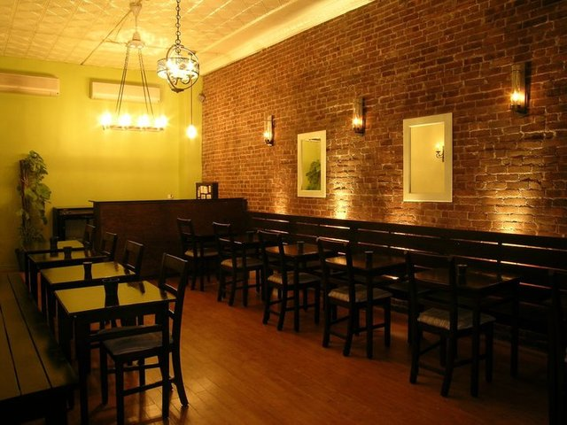 <p><span>With only 34 seats, Pardes isn&rsquo;t suggested for big parties and reservations are recommended.&nbsp;</span></p>