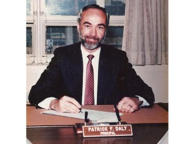 P.S. 15 principal Patrick Daly was shot and killed Dec. 17, 1992, while searching for a student. The murder was a watershed moment for Red Hook, which began to turn for the better in response, locals and city officials say.