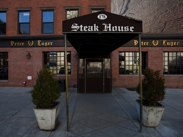<p>Peter Luger in Brooklyn.</p>