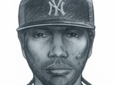 Police are looking for a man in his 20s in connection with a rape near East 143rd Street and Morris Avenue in The Bronx Dec. 9, 2012, the NYPD said.