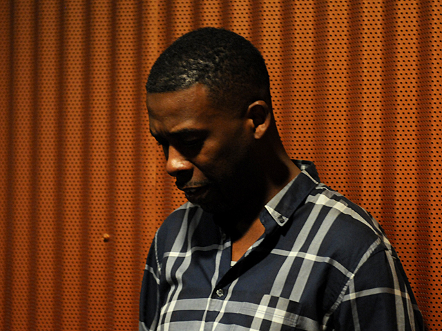 <p>GZA from the Wu-Tang Clan, Dec. 12, 2012.</p>