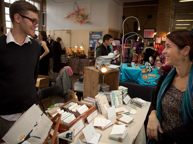 <p>Organizers of the South Slope Holiday Craft Fair try to offer a wide variety of vendors.</p>