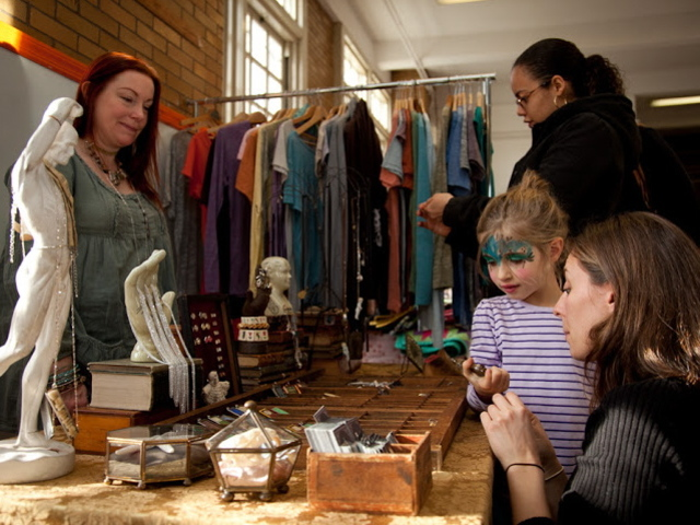 <p>The South Slope Holiday Craft Fair on Dec. 15, 2012 will help raise money for P.S. 10.</p>